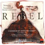 Rebel: Sonatas for Violins with Basso Continuo (CD)