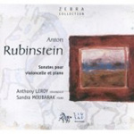 Rubinstein, A: Cello Sonatas Nos 1 & 2 (CD)
