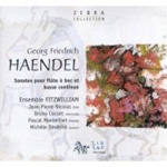 Handel: Recorder Sonatas (CD)