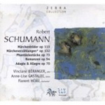 Schumann: Works for Clarinet, Viola and Piano (CD)