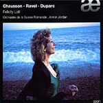 Chausson; Duparc; Ravel: Orchestral Songs (CD)