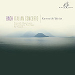 Bach: Italian Concerto. Chromatic Fantasia & Fugue. (CD)