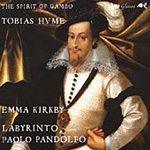 Tobias Hume: The Spirit of Gambo (CD)