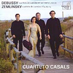 Debussy; Zemlinsky: String Quartets (CD)