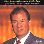 The James Bowman Collection (CD)