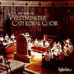 The Music of Westminster Cathedral Choir (CD)