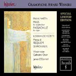 Martin; Pizzetti: Sacred Choral Works (CD)
