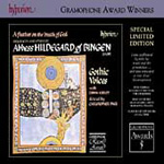 A Feather on the Breath of God (CD)