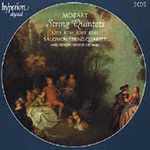 Mozart: String Quintets (CD)