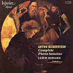 Rubinstein: Complete Piano Sonatas (CD)