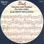 Bach: Sonatas and Partitas for Solo Violin (CD)