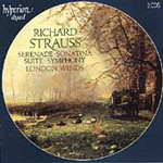 R.Strauss: Complete Music for Winds (CD)