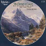 The Clarinet in Concert (CD)