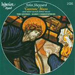 Sheppard: Cantate Mass (CD)