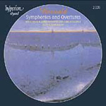 Berwald: Symphonies and Overtures (CD)