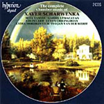 Scharwenka: The Complete Chamber Works (CD)