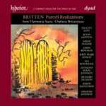 Britten: Purcell Realizations (CD)