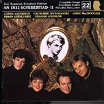Schubert: Complete Lieder, Vol.22 (CD)