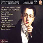 Schubert: Complete Lieder, Vol.32 (CD)