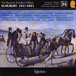 Schubert: Complete Lieder, Vol. 34 (CD)