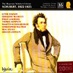 Schubert: Complete Lieder, Vol. 35 (CD)