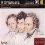 Schubert: Complete Lieder, Volume 36 (CD)