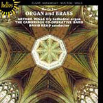 Music for Organ and Brass Band (CD)
