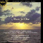 Works for oboe and piano (CD)