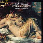 Strauss, R; Verdi: String Quartets (CD)