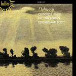 Debussy: Complete Works for Two Pianos (CD)
