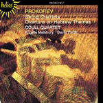 Prokofiev: String Quartets (CD)