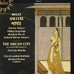 Holst: Savitri. The Dream-City. (CD)