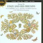 Songs by Finzi and His Friends (CD)