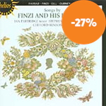 Produktbilde for Songs by Finzi and His Friends (CD)