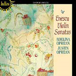 Enescu: Violin Sonatas (CD)