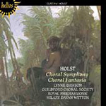 Holst: Choral Symphony (CD)