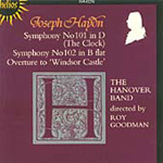Haydn: Symphonies, Vol. 9 (CD)