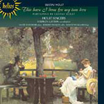 Holst: This have I done for my true love (CD)