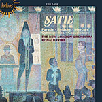 Satie: Orchestral Works (CD)