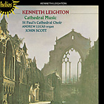 Leighton: Sacred Choral Works (CD)