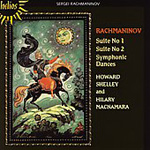 Rachmaninov: Works of Piano Duet (CD)