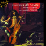Boccherini: Cello Sonatas (CD)