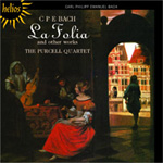 Bach, CPE: La Folia And Other Works (CD)