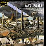 War's Embers (CD)