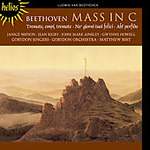 Beethoven: Mass in C; Arias (CD)