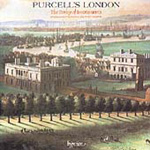 Purcell's London: English Consort Music (CD)