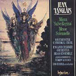 Langlais: Sacred Choral and Organ Works (CD)