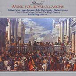 Handel: Music for Royal Occasions (CD)