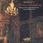 Masterpieces of Mexican Polyphony (CD)