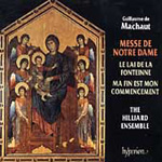 Machaut: Choral Works (CD)